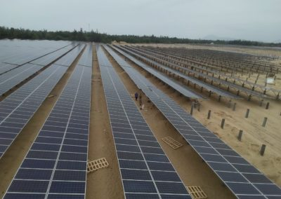 Huerto Solar Fotovoltaico en Vietnam