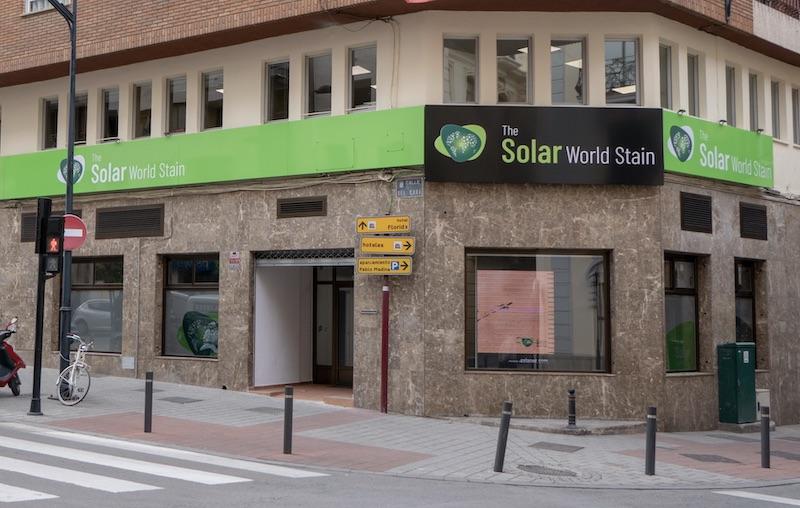 Solar World Stain oficina Albacete