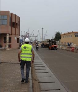 Solar world stain en Togo