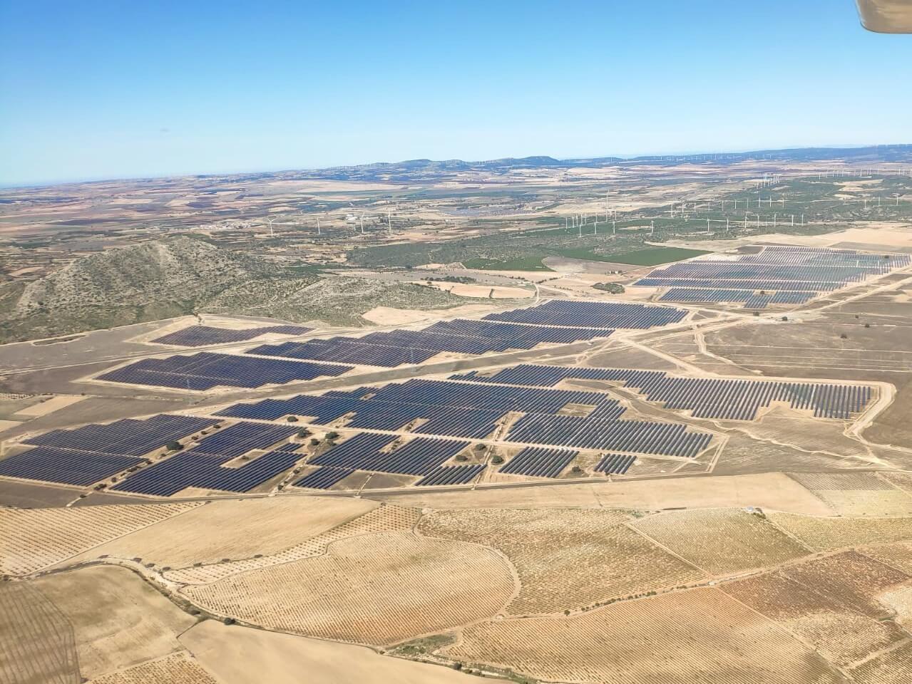 Empresa energía solar