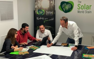 Entrevista para Juan José Moreno, CEO de The Solar World Stain
