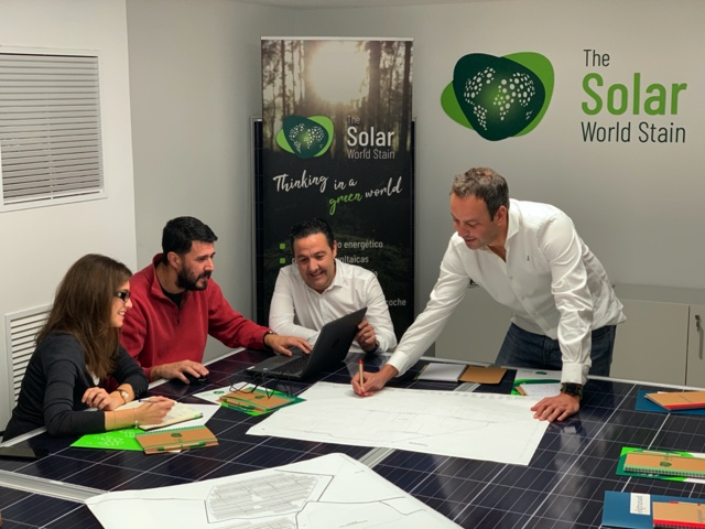 Entrevista para Juan José Moreno, CEO de The Solar World Stain