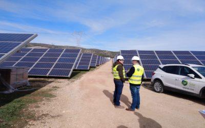 Project Manager de obras fotovoltaicas.