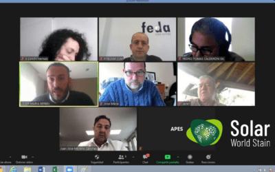 Reunión junta directiva FITECAM