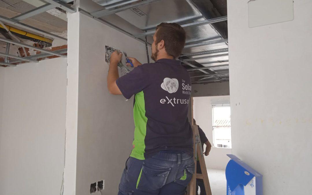 Instalación eléctrica en viviendas