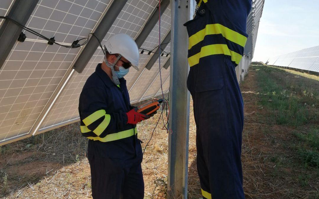 CURVAS I-V ALCAZAR 200 MW