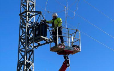 MTO Integral de las instalaciones eléctricas de BT y MT de la base aérea de Albacete